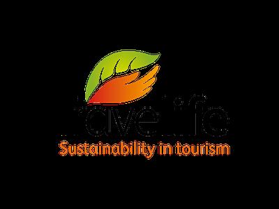 Travelifeロゴ
